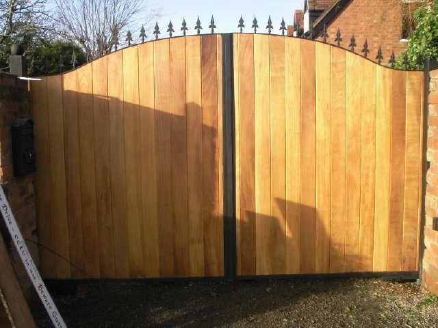 gate automation, wooden gates , metal gates